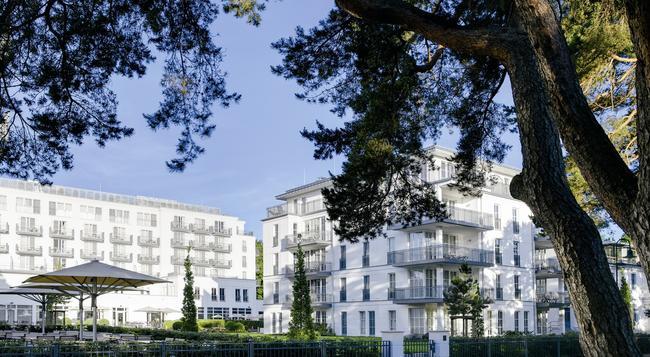 Steigenberger Grandhotel Heringsdorf - 塞巴特黑靈斯多夫 - 建築