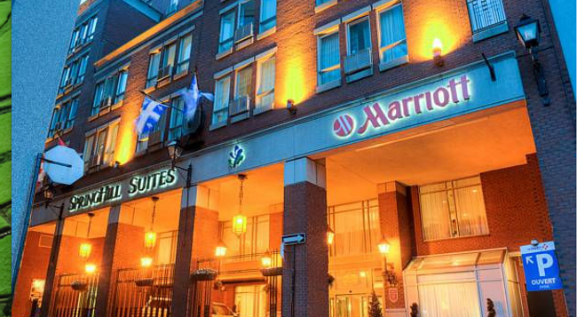 SpringHill Suites by Marriott Old Montreal - Montreal - 建築