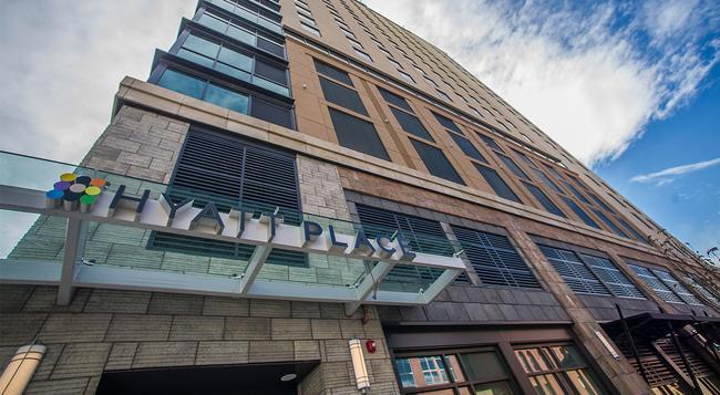 Hyatt Place Denver Downtown - 丹佛 - 建築
