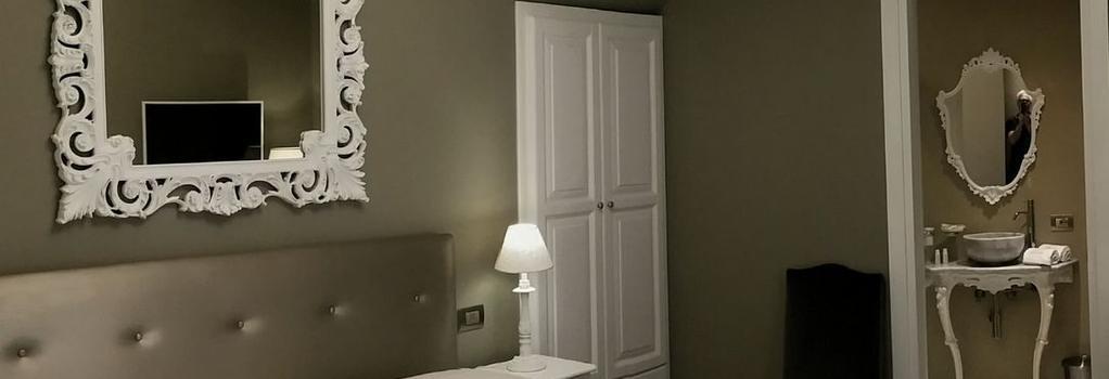 Dimora Bellini Luxury Hotel - 巴勒莫 - 臥室