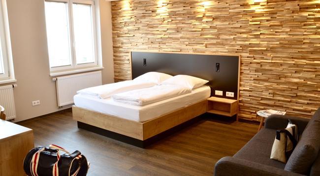 Hotel Five - 紐倫堡 - 臥室
