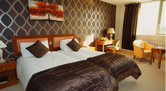 The Plaza Hotel - 都柏林 - 臥室