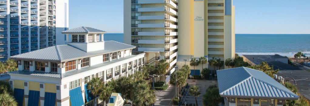 Sea Crest Oceanfront Resort - 默特爾比奇 - 建築
