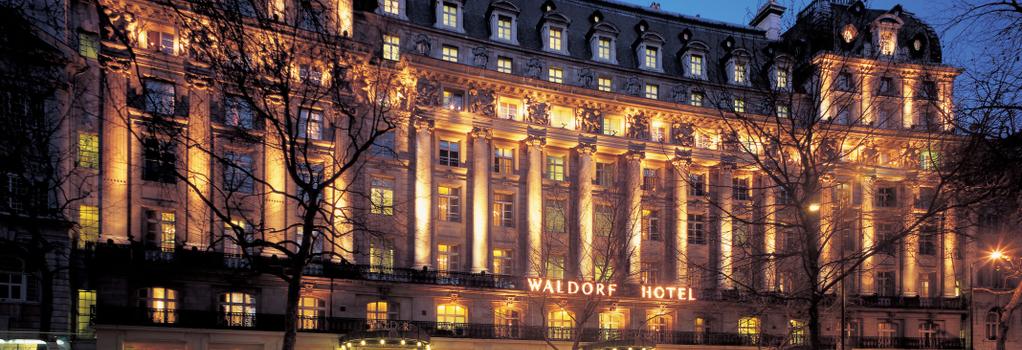The Waldorf Hilton, London - 倫敦 - 建築