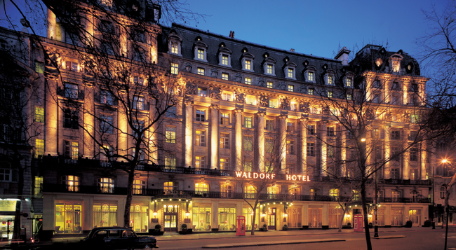 The Waldorf Hilton, London - 倫敦 - 建築