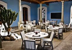 阿祖爾酒店 - 瓦哈卡 - 餐廳