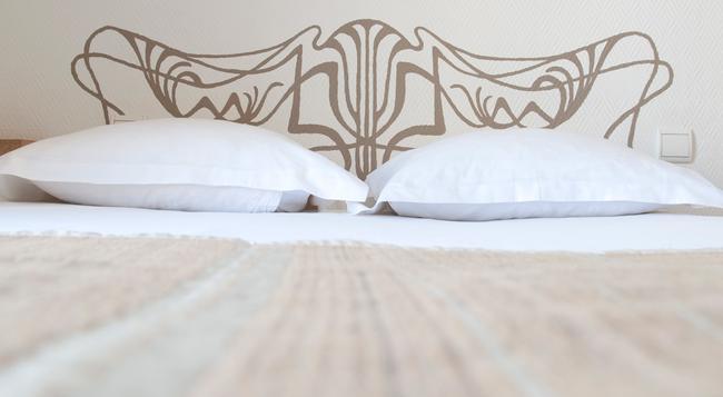Hotel Korner Montparnasse - 巴黎 - 臥室