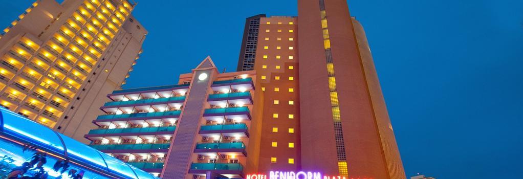 Hotel Benidorm Plaza - 貝尼多姆 - 建築