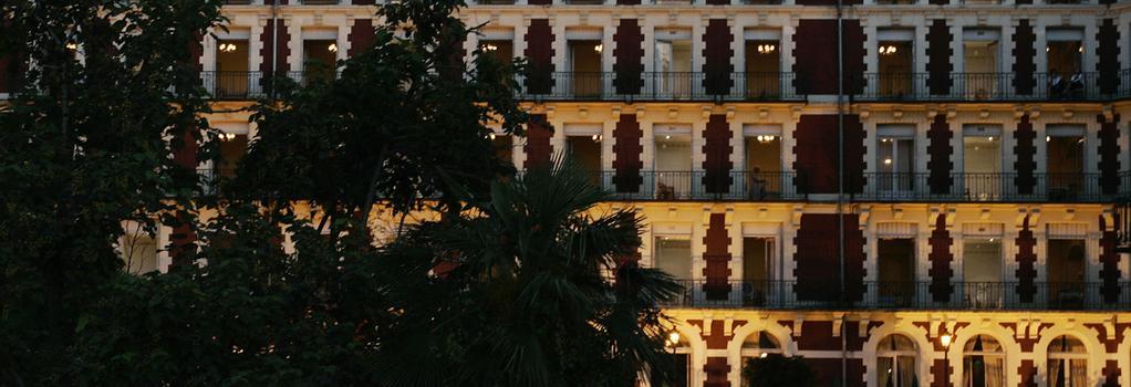 Grand Hotel Gallia & londres - 盧爾德 - 建築
