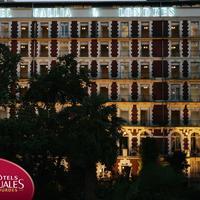 Grand Hotel Gallia & londres Exterior