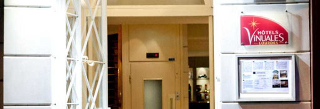 Hotel Continental - 盧爾德 - 建築