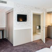 Hotel Chapelle et Parc Guestroom