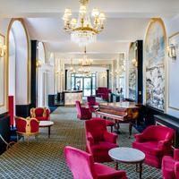 Grand Hotel Gallia & londres Hotel Bar