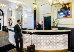 格依亞和龍綴大酒店 - 盧爾德 - 大廳