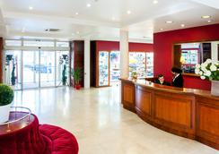 聖索沃酒店 - 盧爾德 - 大廳