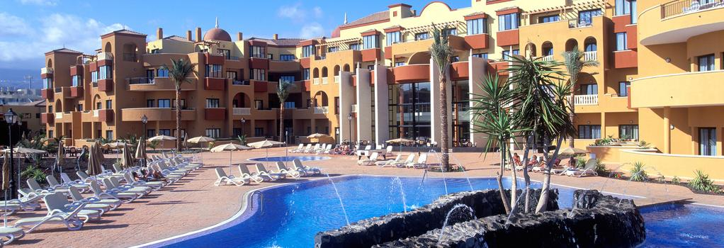 Grand Muthu Golf Plaza Hotel & Spa - San Miguel de Abona - 建築