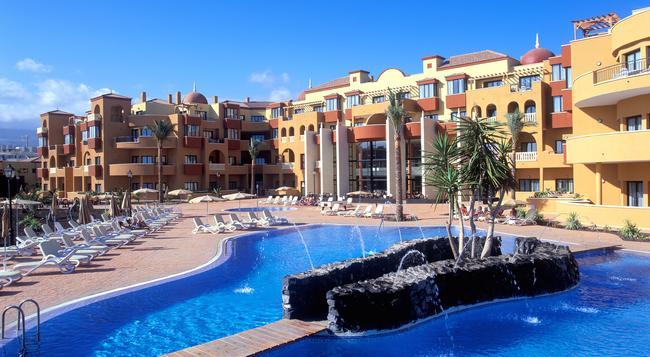 Grand Muthu Golf Plaza - San Miguel de Abona - 建築