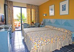 麥塔斯布蘭卡成人酒店 - Pajara - 臥室