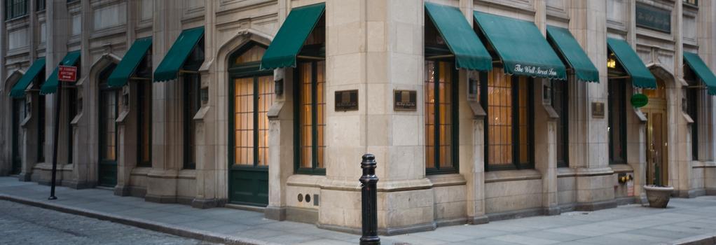 The Wall Street Inn - 紐約 - 建築