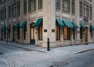 華爾街旅館