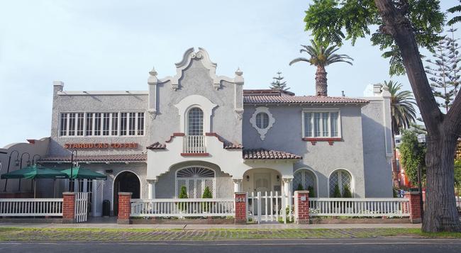 Quinta Miraflores Boutique Hotel - Lima - 建築