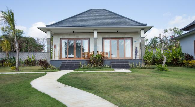 The Brothers Villas Padang Padang - 烏魯瓦圖 - 臥室