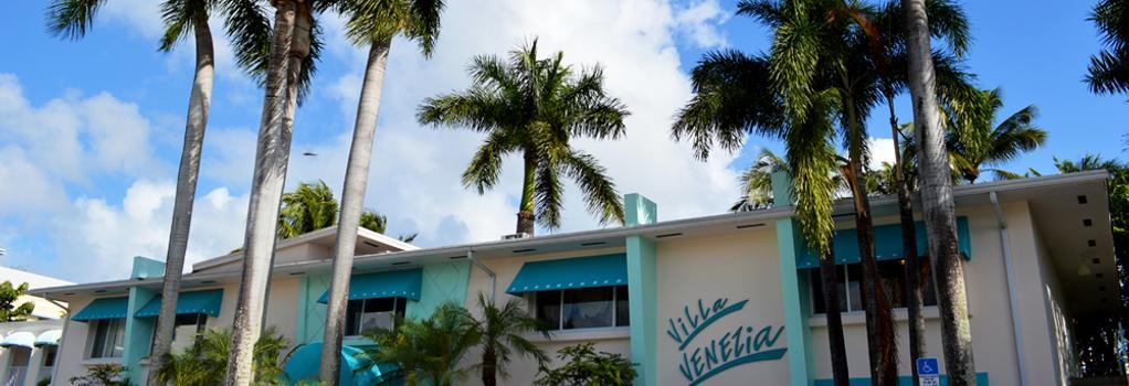 Villa Venezia - 勞德代爾堡 - 建築