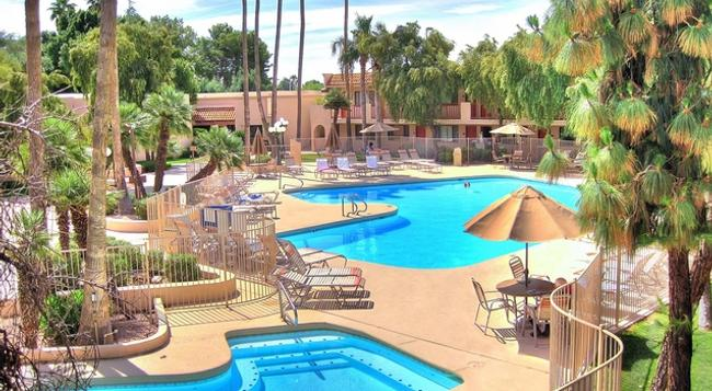 Ramada Mesa Phoenix East Area - 梅薩 - 游泳池