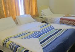 波士頓莊園酒店有限公司 - 倫敦 - 臥室