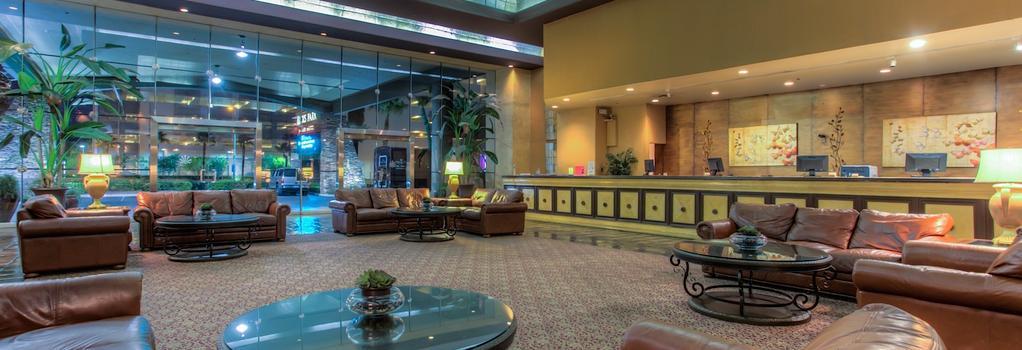Alexis Park All Suite Resort - 拉斯維加斯 - 大廳