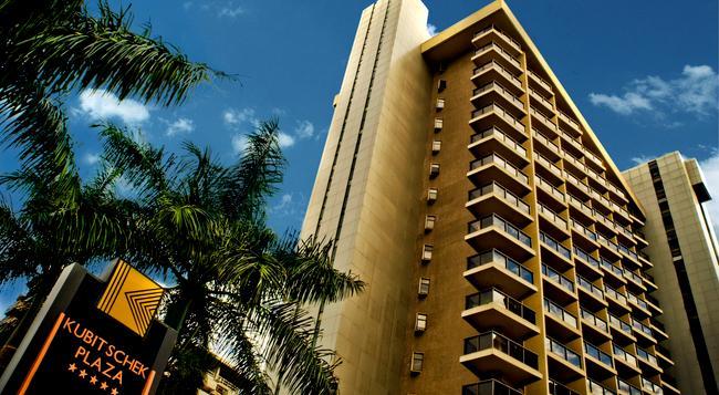 Kubitschek Plaza Hotel - 巴西利亞 - 建築
