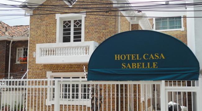 Hotel Casa Sabelle - Bogotá - 建築