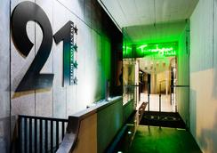 21酒店 - 羅馬 - 建築