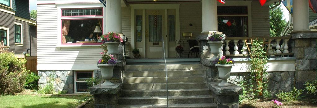 Windsor Guest House - 溫哥華 - 建築
