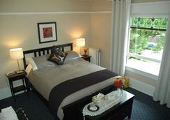 溫莎旅館 - 溫哥華 - 臥室