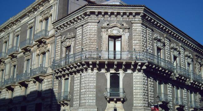 San Demetrio - 卡塔尼亞 - 建築