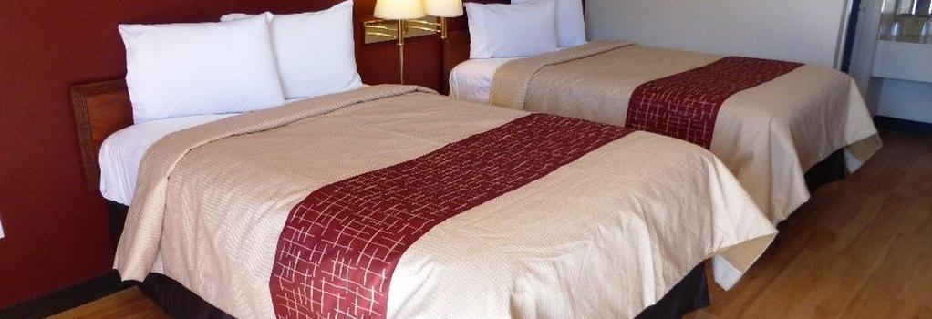 Red Roof Inn & Suites Texarkana - Texarkana - 臥室