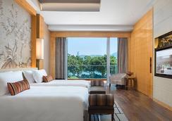 遨凱酒店 - 香港 - 臥室