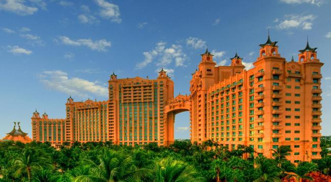 Atlantis Royal Towers Autograph Collection - 拿騷 - 建築