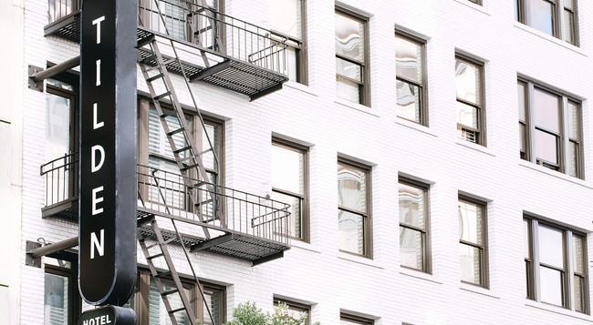 Tilden Hotel - 三藩市 - 建築