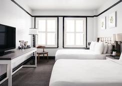 提爾燈飯店 - 三藩市 - 臥室