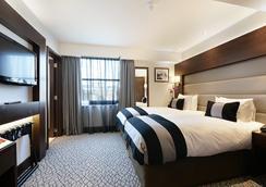 倫敦尊貴帕丁頓法院客房酒店 - 倫敦 - 臥室