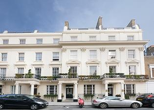 倫敦尊貴帕丁頓法院客房酒店