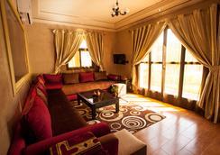 Aparthotel Nzaha - 馬拉喀什 - 客廳