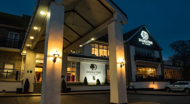 DoubleTree by Hilton Aberdeen Treetops Hotel - 阿伯丁 - 建築