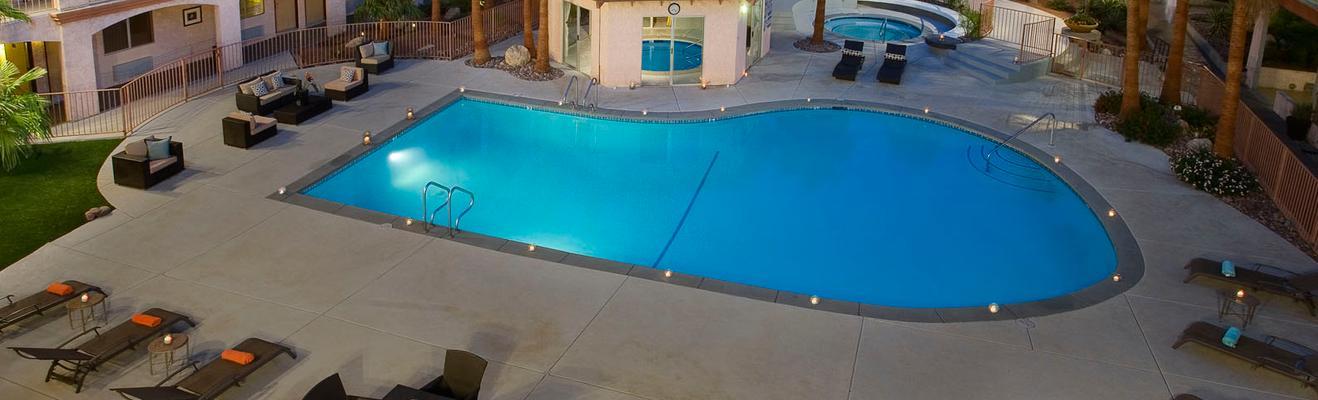 Desert Hot Springs - 3 Mineral Water Pools
