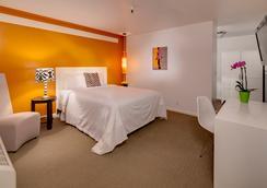 阿誇索雷礦泉Spa酒店 - 沙漠溫泉 - 臥室