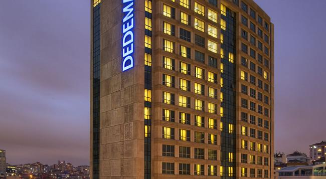 Dedeman Bostanci Istanbul Hotel & Convention Center - 伊斯坦堡 - 建築