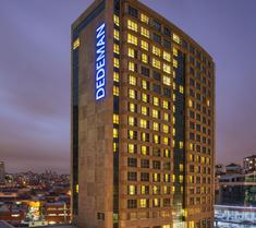 德德曼博斯坦哲伊斯坦布爾酒店及會議中心