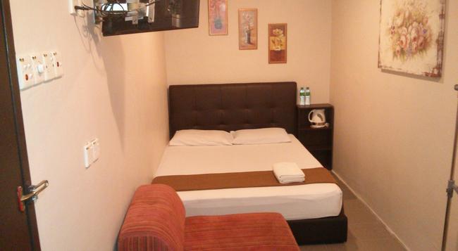 Sasana Hotel Chinatown - 吉隆坡 - 臥室